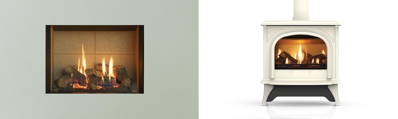 conseils sur le choix d 39 un insert ou d 39 un po le gaz. Black Bedroom Furniture Sets. Home Design Ideas