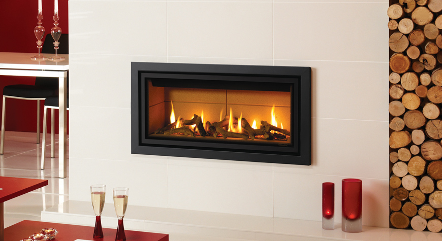 insert gaz studio profil stovax gazco. Black Bedroom Furniture Sets. Home Design Ideas