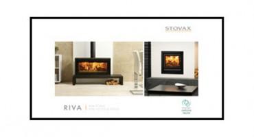 La nouvelle brochure Riva Studio de Stovax est disponible dès à présent !