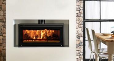 Altérez votre cheminée avec un poêle Riva Studio Freestanding Stovax