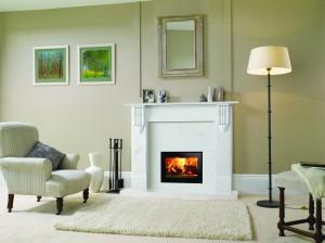 comment choisir le parfait habillage de chemin e pour votre insert bois stovax gazco. Black Bedroom Furniture Sets. Home Design Ideas