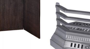Plaques & grilles de cheminée