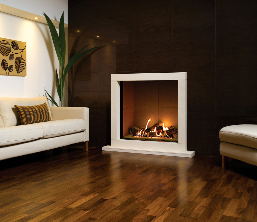 insert gaz riva2 800 sorrento stovax gazco. Black Bedroom Furniture Sets. Home Design Ideas