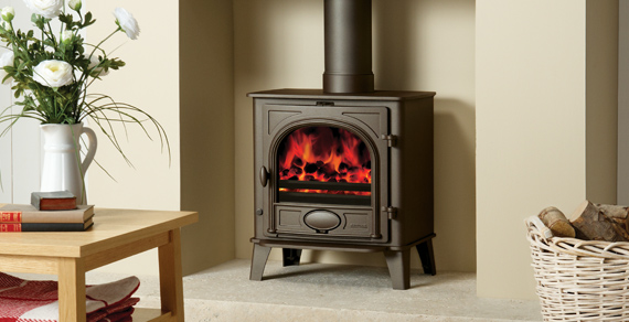 Traditional Multi-fuel stove
