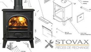 Pieces Detachees Stovax Gazco