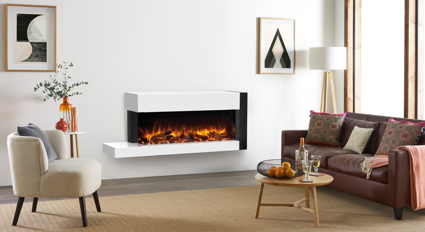 Skope-110W-Outset-Trento-Offset-with-Log-fuel-effect-end-cap-and-decorative-column-mi