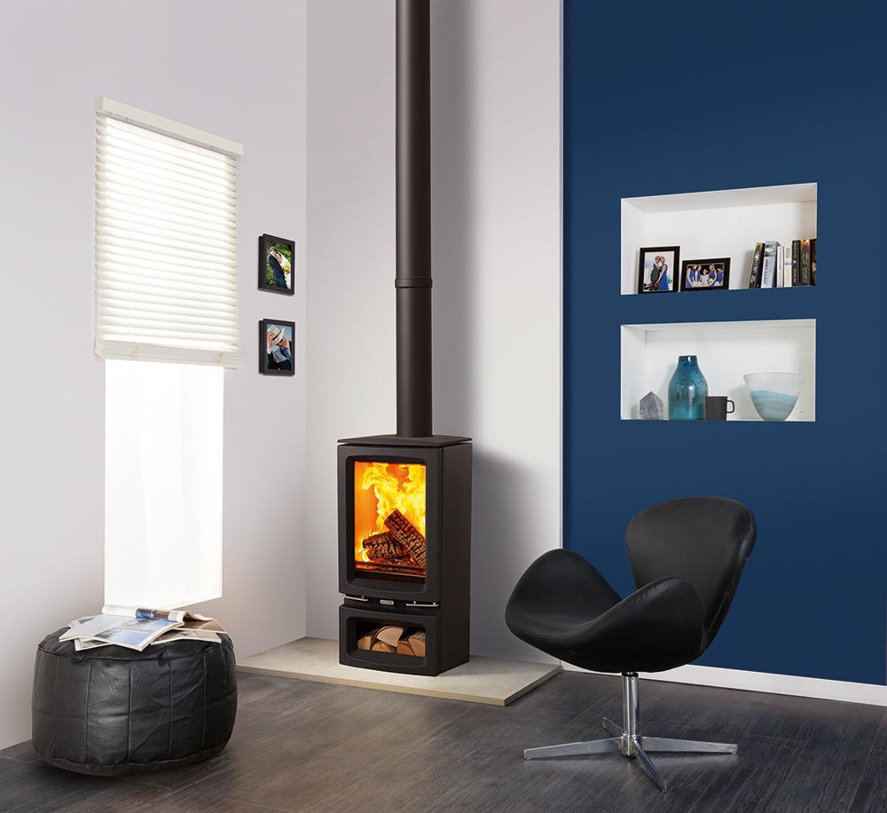 vogue petit t stovax gazco. Black Bedroom Furniture Sets. Home Design Ideas