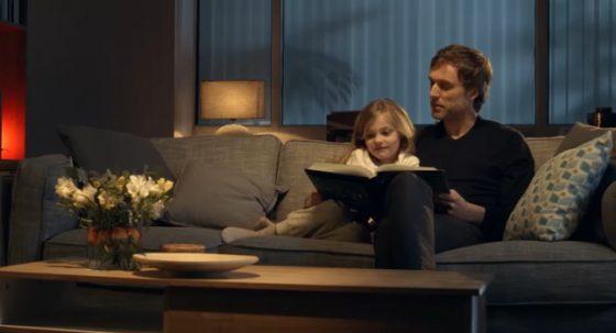Publicité l'Émotion gaz sur TF1
