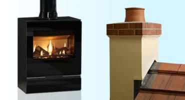 Prises d'air & Conduits de cheminée