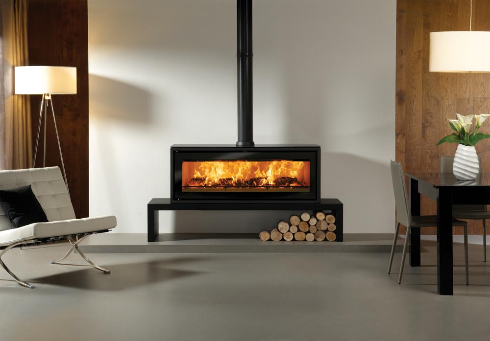 po le bois studio 3 freestanding stovax gazco. Black Bedroom Furniture Sets. Home Design Ideas