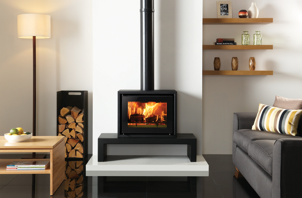 electric fireplaces at