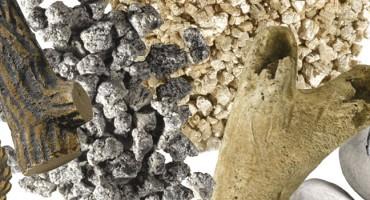Combustibles Ultraglo en fibre céramique